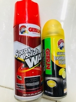 Used Car spray polish wax & dashboard polish✨ in Dubai, UAE