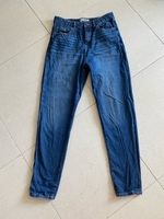 Used Lee Cooper mom fit loose fit jeans sz 26 in Dubai, UAE