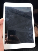 Used White ipad Mini 16 GB Perfect Condition  in Dubai, UAE