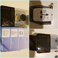 Used Phone Magnetic Holder And Travel Adaptor in Dubai, UAE