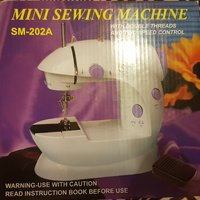 Used Sewing machine small new with accesories in Dubai, UAE