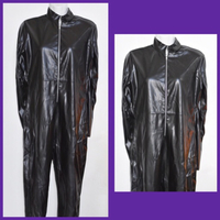 Used Synthetic Leather Romper / XL in Dubai, UAE