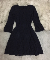 Abercrombie Dark Blue Dress