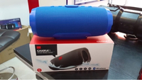 Used Charge 4 portable BT speaker with mic  in Dubai, UAE