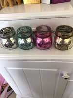 Used Homecenter Candle holds set with candles in Dubai, UAE