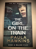 Used The Girl on the Train & Arabic Novel in Dubai, UAE