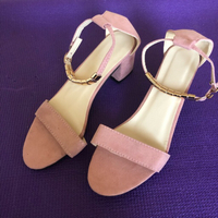 Used Pink High Heels/39 in Dubai, UAE