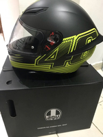 Used Brand New AGV Helmet in Dubai, UAE