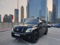 Used Nissan Patrol Black Edition 2015  in Dubai, UAE