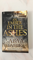 Used An Amber in the ashes book. in Dubai, UAE
