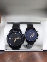 Used Armani couple 1stcopy watch  in Dubai, UAE
