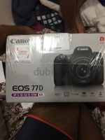 Used Canon eos 77D in Dubai, UAE