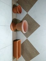 Used Plant pot 3price + Free plant Decoration in Dubai, UAE