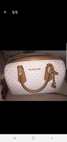 Used Original Michael kors duffle bag in Dubai, UAE