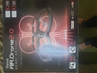 Used Parrot AR Drone 2.0 power edition in Dubai, UAE