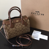 Used Authentic mini Bennett Coach bag in Dubai, UAE