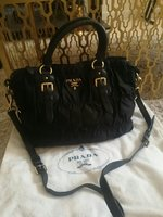 Used PRADA LEATHER BAG..MASTER COPY.. in Dubai, UAE