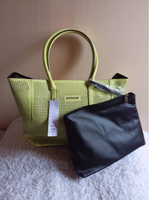 Used Soft Leather Tote Bag in Dubai, UAE