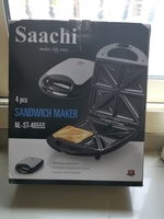 Used Brand new saachi sandwich maker in Dubai, UAE