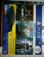 Brand new sealed PS4 slim jumbo warranty