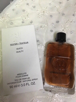 Used Perfume Gucci Guilty for men tester  in Dubai, UAE
