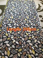 Used Window Patterned Black Out Curtain in Dubai, UAE