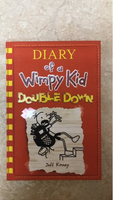 Used Diary of a Wimpy Kid: DOUBLE DOWN. in Dubai, UAE