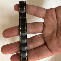 Used Magnetic therapy bracelet black  in Dubai, UAE