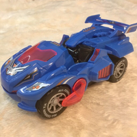 Used Electric deformation dinosaur car in Dubai, UAE
