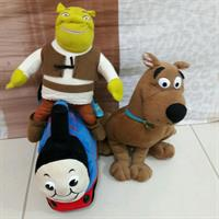 Disney Soft Toys Very Good Condition