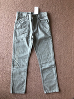 Used H&M trousers for a boy 6-7 years old new in Dubai, UAE