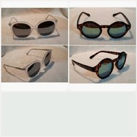 Used Offer 2 pcs amazing Sungglass for lady. in Dubai, UAE