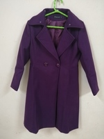 Used Button Up Suit Neck Formal long Coat in Dubai, UAE
