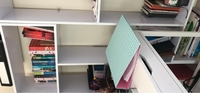 Used Shelf white aesthetic  in Dubai, UAE