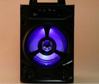Used Bluetooth High bass Speaker  in Dubai, UAE