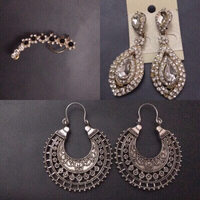Used 11 jewelery pieces(new) with a box  in Dubai, UAE