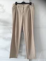 Used Patrizia Dini Beige Pants in Dubai, UAE