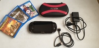 Used PS Vita with 3 Games in Dubai, UAE