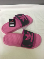 Used Adidas slippers kids size 35 new in Dubai, UAE
