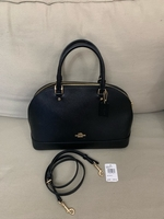 Used Original Coach Sierra Satchel black in Dubai, UAE