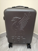 Used Liverpool Fc brand cabin trolley bag NE in Dubai, UAE