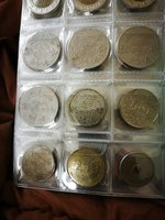 Used Saudi old coin in Dubai, UAE