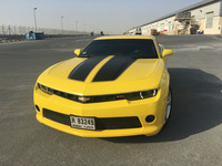 Used Camaro RS Full Option, Lady Driven Low Mileage 39500 Kms GCC Specs in Dubai, UAE