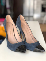 Used Leather chic shoes in Dubai, UAE