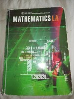 Used Sabis Mathematics LA in Dubai, UAE