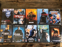 Used Original Action DVDs (20 pcs) in Dubai, UAE