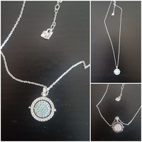Used Swarovski bracelet and necklace in Dubai, UAE