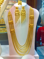 My Gold jewellery GOLD PLATED