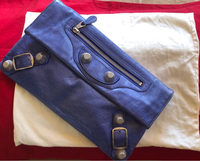 Used Balenciaga clutch  in Dubai, UAE