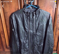 Used Puma Ferrari leather jacket in Dubai, UAE